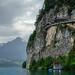 Lake Thun. Interlaken, Switzerland