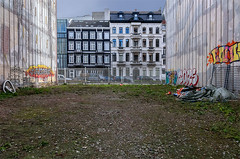 Empty place with a view (jefvandenhoute) Tags: belgium belgië brussels brussel light