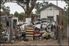 A yard full of JUNK-1= (Sheba_Also 15+Million Views) Tags: a yard full junk
