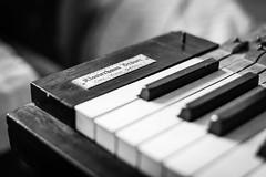 old broken piano (gotan-da) Tags: blackwhite schwarzweiss noiretblanc blackandwhite bw monochrome piano