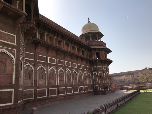 88. Agra fort, Agra, India