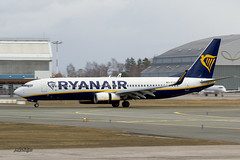 IMG_4505@L6 (Logan-26) Tags: boeing 7378as eienh msn 35033 ryanair riga international rix evra latvia airport aleksandrs čubikins