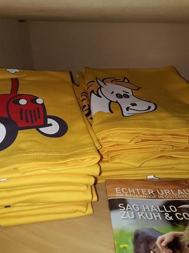 Urlaub am Bauernhof T-Shirts