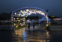 Night Noodle (Wozza_NZ) Tags: night rain noodke unbrella wellington basinreserve newtown nz newzealand market