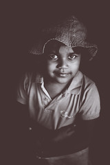 Shooting Pro Portraits with Window Light (Nithi clicks) Tags: dramatic mono shadows light bw