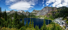 Lower Thornton Lake (keithc1234) Tags: mountainlake mountains landscape hiking northcascadesnationalpark northcascades