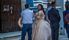 2018 - Mexico - Oaxaca - Ocotlán de Morelos - Wedding Day - 9 of 12 (Ted's photos - Returns late Feb) Tags: 2018 cropped mexico nikon nikond750 nikonfx oaxaca tedmcgrath tedsphotos tedsphotosmexico vignetting ocotlan ocotlanmexico ocotlanoaxaca wedding weddingdress denim denimjeans ocotlándemorelos