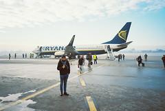 (they call me sebbec) Tags: olympusxa4macro carmencitafilmlab lviv lwiw lemberg ukraine film analog ryanair boeing737800 lwów
