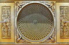Russie - palais de Pavlovsk (AlCapitol) Tags: russie nikon d800 palaisdepavlovsk saintpetersbourg plafond fresque peinture décor
