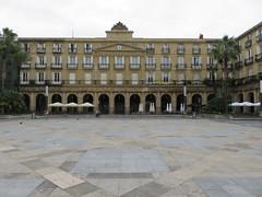 Spain - Basque Country - Bilbao - Casco Viejo - Plaza Nueva (JulesFoto) Tags: spain basquecountry clog centrallondonoutdoorgroup bilbao cascoviejo oldtown plazanueva
