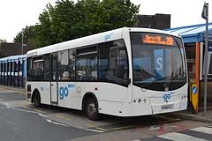 WMSNT igo KX08OLC (Will Swain) Tags: west bromwich bus station 20th july 2018 birmingham midland midlands city centre buses transport travel uk britain vehicle vehicles county country england english wmsnt igo kx08olc