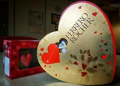 Valentine Treats (Mike.Dales) Tags: valentine chocolate cake