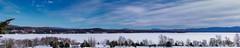 Le lac Mégantic en février (guysamsonphoto) Tags: guysamson panorama winter hiver luminar3