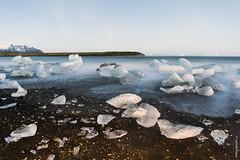 Diamond beach (Mary Bassani) Tags: iceland icecube beach diamondbeach islanda landscape paisaje paesaggiinvernali winter sea paesaggi nature naturelovers