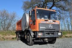 DSC_0008 (richellis1978) Tags: truck lorry haulage transport logistics cannock seddon atkinson strato r408egd r408 egd road