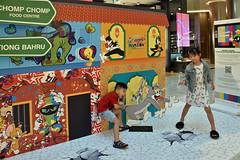 The Great Animated Invasion (chooyutshing) Tags: warnerbros thegreatanimatedinvasion display rafflescityshoppingcentre singapore