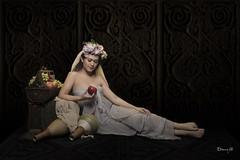 Fantasy Art Photography Vietnamese Viet Nam Fashion Model (Hai Tuoi) Tags: ao dai vietnamese traditional dress fantasy art photography viet nam model nguoi mau