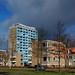 Flats in Kijkduin