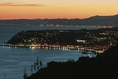 Tramonto ad Arenzano, Genova. (barbaracoccigatti55) Tags: arenzano liguria genova mediterraneo mare tramonto cielo sunset sea sky landscape paesaggio crepuscolo