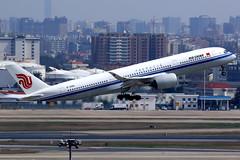 Air China | Airbus A350-900 | B-1085 | Shanghai Hongqiao (Dennis HKG) Tags: aircraft airplane airport plane planespotting staralliance shanghai hongqiao zsss sha airchina cca ca airbus a350 a350900 airbusa350 airbusa350900 b1085