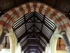 Shipton Moyne, Gloucestershire (Sheepdog Rex) Tags: ceilings stjohnthebaptistschurch shiptonmoyne