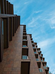 Hotel (lauracastillo5) Tags: architecture city cityscape travel building buildings sky blue outdoors clouds