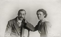Tom & Ada Wildman (Brett Jordan) Tags: brett brettjordan oldphotos oldphotographs vintagepictures