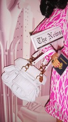 2006 Diane von Furstenberg Barbie (7) (Paul BarbieTemptation) Tags: 2006 gold label designer diane von furstenberg barbie sharon zuckerman