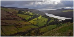The Peak district national park. (A tramp in the hills) Tags: peakdistrict derbyshire ladybower