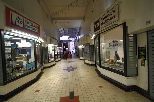 The Arcade_Queen Victoria Road_Coventry_Jan19