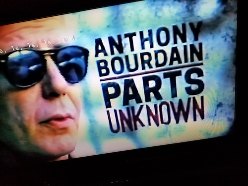 Anthony Bourdain - Parts Unknown