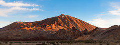 Red Teide (Rico the noob) Tags: 2018 rock d850 2470mm nature mountains outdoor panorama 2470mmf28 clouds published travel dof sky stones tenerife landscape teneriffa sunrise rocks mountain