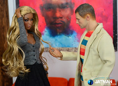 JATMAN - Sister Williams E04 - 06 (JATMANStories) Tags: 16scale 16 fashionroyalty diorama dolls doll dollcollecting dollhouse drama adele actionfigure hottoys stories story black urban