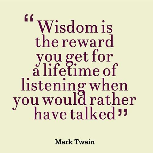 Mark Twain book fan photo