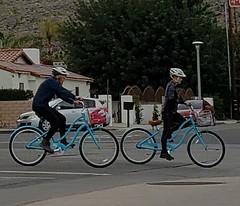 February 13, 2019 (54) (gaymay) Tags: california desert gay love palmsprings riversidecounty coachellavalley sonorandesert shopping bicycle riding bike