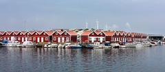 IMG_2303-1 (Andre56154) Tags: schweden sweden sverige meer ozean ocean küste coast wasser water häuser houses boat sky building dogbay