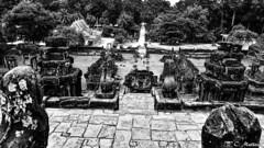 180728-053 Bakong (2018 Trip) (clamato39) Tags: bakong roluosgroup angkor cambodge cambodia asia asie voyage trip temple religieux religion blackandwhite noiretblanc bw monochrome patrimoine old landmark