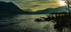 Ullswater sun (DJNanartist) Tags: nikond200 nikon28300mm lakedistrict anartist ullswater