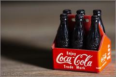 Coke (scottnj) Tags: 365the2019edition 3652019 day52365 21feb19 coke cocacola minature macro scottnj miniature scottodonnellphotography