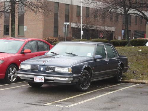 Oldsmobile Eighty Eight