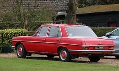 TLL 146M (Nivek.Old.Gold) Tags: 1973 mercedes 280e auto