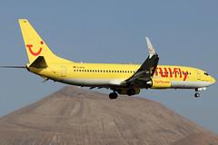 D-ATUL (GH@BHD) Tags: datul boeing 737 738 737800 b737 b738 x3 tui tuifly ace gcrr arrecifeairport arrecife lanzarote aircraft aviation airliner
