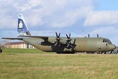 RAF  C-130 Hercules  ZH866 206 Sqn. 100 Years Anniversary C/S (Bob Symes) Tags: bzz c130j raf brize brizenorton zh866 206squadron 206 hercules