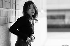 Risa Hoshi (iLoveLilyD) Tags: a7r3 portrait emount ilce7rm3 85mm sony mirrorless gmlens felens ilovelilyd gm vscofilm07 ilfordpanfplus50 f14 fullframe sel85f14gm primelens α gmaster 2018 bw α7riii tokyo japan 東京都 日本 jp
