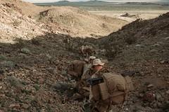 United States Marine Corps (World Armies) Tags: scoutsniper scoutsnipertraining scoutsnipercandidate sniper mcagcc twentyninepalms livefire 27 2ndbattalion 7thmarineregiment unitedstates