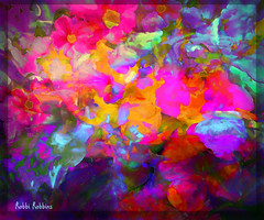 Essence (brillianthues) Tags: abstract flowers floral nature colorful collage photography photmanuplation photoshop