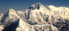 The Himalayas Nepal (Dave Russell (1.3 million views thanks)) Tags: mountain range snow himalaya himalayas nepal view vista landscape wild scape inflight everest himalayan buddha air 9naew beech beechcraft 1900 1900d