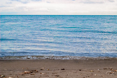 Depths (aliabdullah.176) Tags: travel t3i 1018mm canada landscape beach water lake ontario pakistani