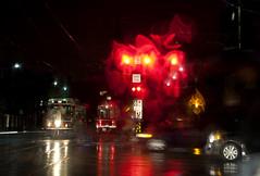 Rainy Night in Toronto (klauslang99) Tags: streetphotography klauslang rain night toronto street reflection