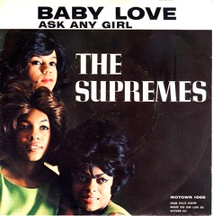 Supremes, The - Baby Love - US - 1964 (Affendaddy) Tags: vinylsingles thesupremes babylove askanygirl tamlamotown motown 1066 us 1964 1970sussoulmusic collectionklaushiltscher